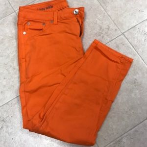 Ladies JCP brand skinny ankle pants